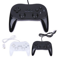 New Pro Classic Game Controller Pad Console Joypad For Nintendo Wii Remote NIGH
