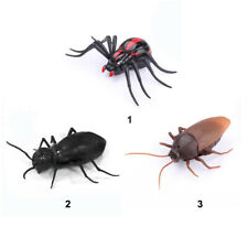 Simulation Infrared RC Remote Control Creepy Insect Cockroach Spider Ace Toys