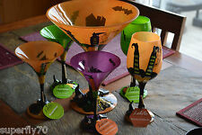 Lolita Halloween glasses - Giant Martinis, Shot glass