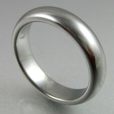 TUNGSTEN CARBIDE MENS DOME RING WEDDING BAND SIZE 7-13