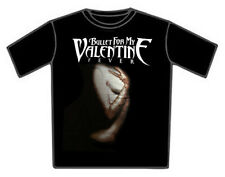 NEW BULLET FOR MY VALENTINE Fever Woman OffIc. T Shirt