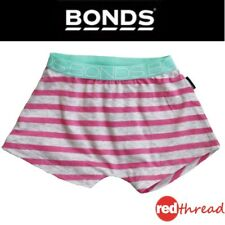 Bonds New Baby Girls Kids Tee Shorts Stretchies Pink Grey Girl Size 000 00 0 1 2