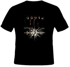 Toto 80's music retro band cover sword T Shirt