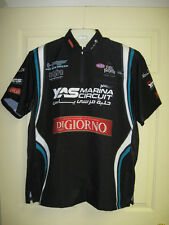 Yas Marina/Hot Rod Fuller/ Bob Vandergriff Racing Top Fuel Crew uniforms - NHRA