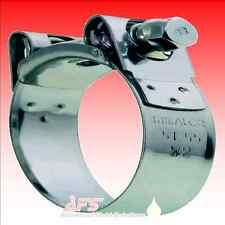 MIKALOR W2 Stainless Steel Supra Heavy Duty Hose Clamp Exhaust Pipe Turbo Clip