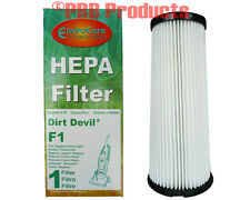 3JC0280000 Dirt Devil F1 HEPA filter Bagless Upright Vision Turbo Vacuum Cleaner