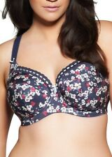 Brand New Elomi by Fanasie Sakura Full Cup Bra 8380 Navy VARIOUS SIZES