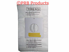 Style PC2 EC-6312P Sharp Tank Vacuum Cleaner Allergy Bags Models 6300-7300