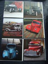 ~~HOT ROD SHOWCASE ~~ QUALITY ~~~RELATION, BIRTHDAY or BLANK CARDS ~~