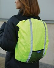 Yoko Hi Vis High Viz Reflective Waterproof Rucksack Backpack Bag Cover HVW068