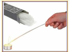 Wax Candle Lighting Wick Tapers Fire Lighters BBQ Fireworks Log Burners Stoves