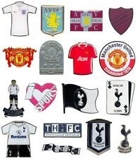 OFFICIAL FOOTBALL CLUB - Range of Pin Badges (Various Clubs & Designs/Styles)