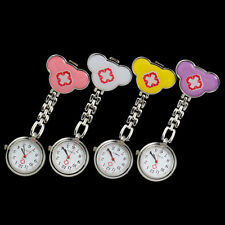 Super Style Special design Cute Nurse Model Colourful Pocket Watch