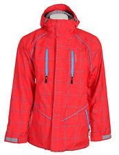 Special Blend Signature Ski Snowboard Jacket Red Rum Crossfire Mens