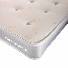MEMORY SPRUNG SOFT TOUCH NON TURN MATTRESS IN 2FT6,3FT, 3FT 6,4FT,4FT6,5FT,6FT