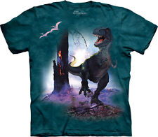 New T REX DINOSAUR Youth T Shirt