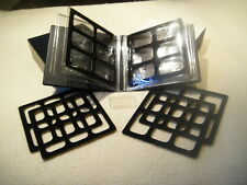 ALBUM FOR 36 1 ONCE SILVER BARS IN AIRTITE CAPSULE HOLDER AIR-TITE 1 OZ