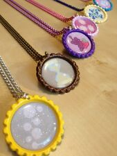 My Little Pony MLP Friendship is Magic Necklace - Ponyville and Canterlot Ponies
