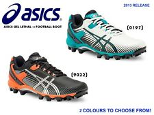Asics GEL Lethal 15 Football Boots (NEW & IMPROVED 2013) RRP $170 + FREE POSTAGE