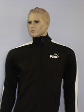 Boys Kids Puma Gym Running Jacket Casual Tracksuit Jumper in Black Colour !!!!