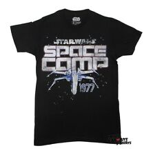 Star Wars X-Wing Space Camp 1977 Licensed Adult Shirt S-2XL