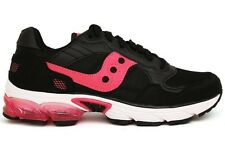 Saucony Shadow 2010 Black Pink 60060-8 Womens New Running Shoes Size 6.5~10