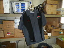 Zizzo Racing -- (Grey & Black) Button Down Shirt w/ names Embroidered