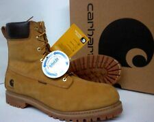 "Carhartt Work Boots Soft Toe Electrical Hazard Waterproof 8"" LiteFire CMW 8102"