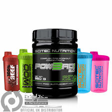 Scitec Nutrition Pow3rd 2.0 Complex Pre-Workout Concentrate 7g, box 175g, 350g