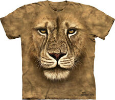 NEW MOUNTAIN LION Big Cat Cougar Puma The Mountain T Shirt Adult Sizes