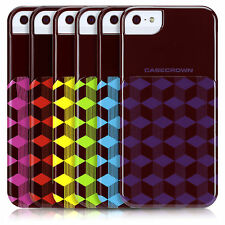 CaseCrown GeoBlock Case for Apple iPhone 5 - Assorted Colors
