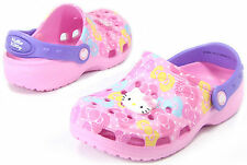 Hello Kitty New Kids Casual Sandals Shoes for Girls Clogs Summer Beach Cheap