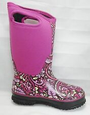 Bogs Girl's Tuscany Rain Boots Violet - 520105