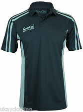 Kooga technology teamwear rugby polo shirt top size small