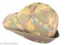 Camouflage Hat with Side Pockets for Fishing, Hunting, Camping, Bird Watching eg