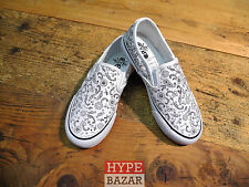 CIRCA Slip On Schuhe NEU! Farbe:white-paisley / Super Fresh CIRCA FOOTWEAR