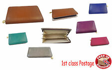 NEW WOMEN ZIP WALLET LADIES CLUTCH PURSE DESIGNER PATTERN POCKETS CARD HOLDER