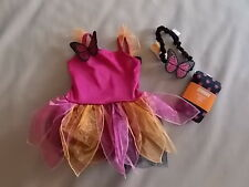 NWT Girls Gymboree Halloween Butterfly costume tights headband 6 12 18 24 months