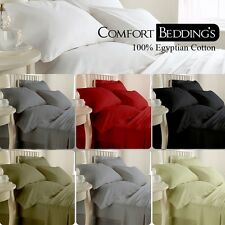 Check-1000TC 100% Cotton Beautiful Sheet Set & Pillowcase In All Size&Color@0.99