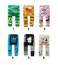 Baby Leggings Pantaloni Collant Toddler Abiti BOY GIRL unisex scaldamuscoli pants