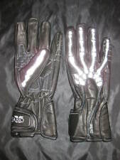 Skeleton Motorcycle Gloves - 3M REFLECTIVE BONES Zombie HD Misfits Halloween