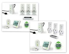 Efergy E2 Home Energy Saving Pack. Electricity Monitor Standby & Water Saving