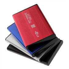 USB 2.0 2.5 Inch SATA Enclosure External Case For Notebook Laptop Hard Disk M2