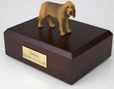 Bloodhound Pet Funeral Cremation Urn Available in 3 Different Colors & 4 Sizes