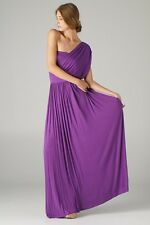 One Shoulder Greek Goddess Dress - PERFECT for your next occasion.