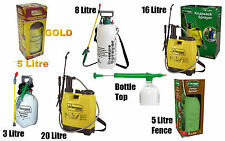 New Garden Knapsack Pressure Sprayer Weed Killer Chemical Plant Spray Bottle