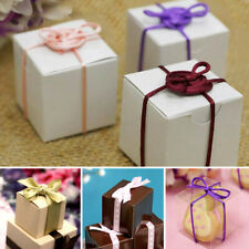 """100 2""""x2""""x2"""" Wedding Favors Boxes - Gift Packages PARTY Supplies Decorations"""