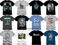 AUTHENTIC 2013 BREAKING BAD HEISENBERG WALTER JESSE POLLOS TV SHOW T SHIRT S-2XL