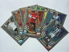 MATCH ATTAX 2012 2013 CHOOSE STAR PLAYER FOIL CARDS NEW FREE UK POSTAGE