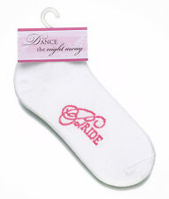 BRIDE, GROOM AND WEDDING PARTY SOCKS! dance the night away!!